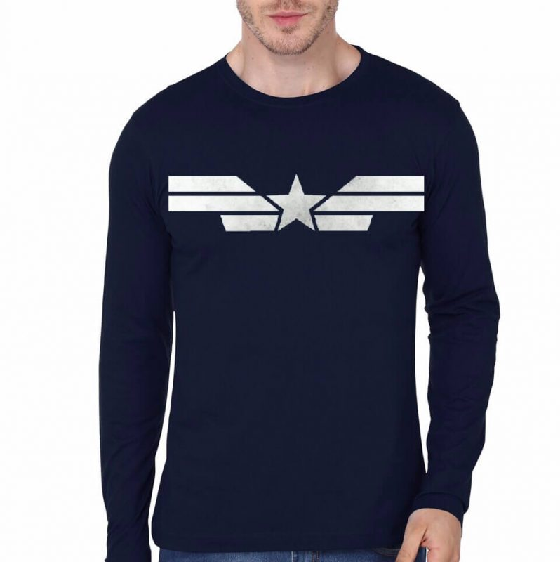 Captain america tees archives indian aurochs for Superhero t shirts india