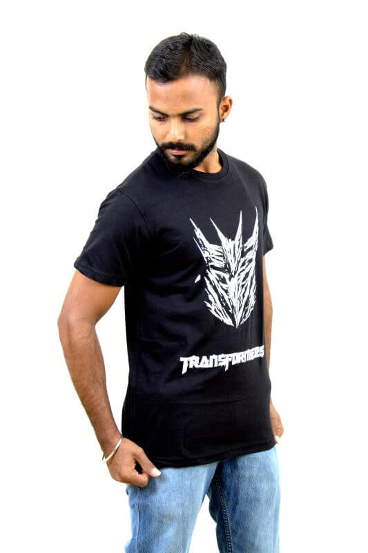 Transformers t shirts online india indian aurochs store for Buy couple t shirts online india